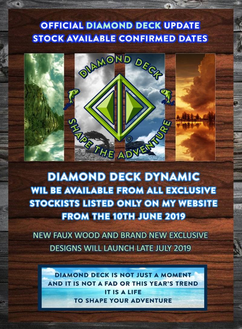diamond deck color range